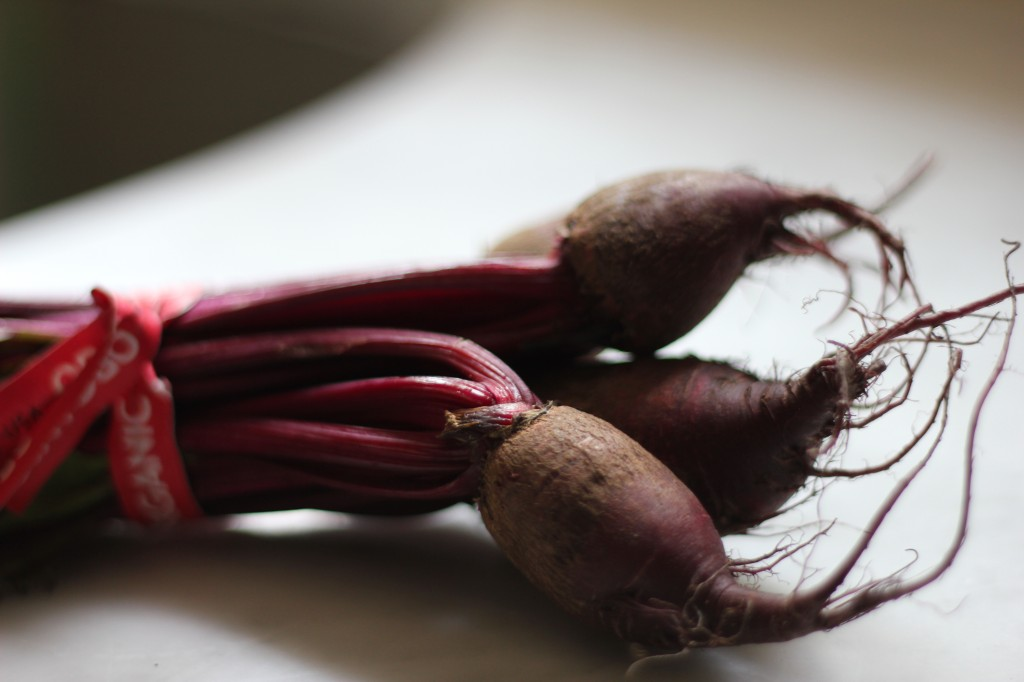 to market: beets
