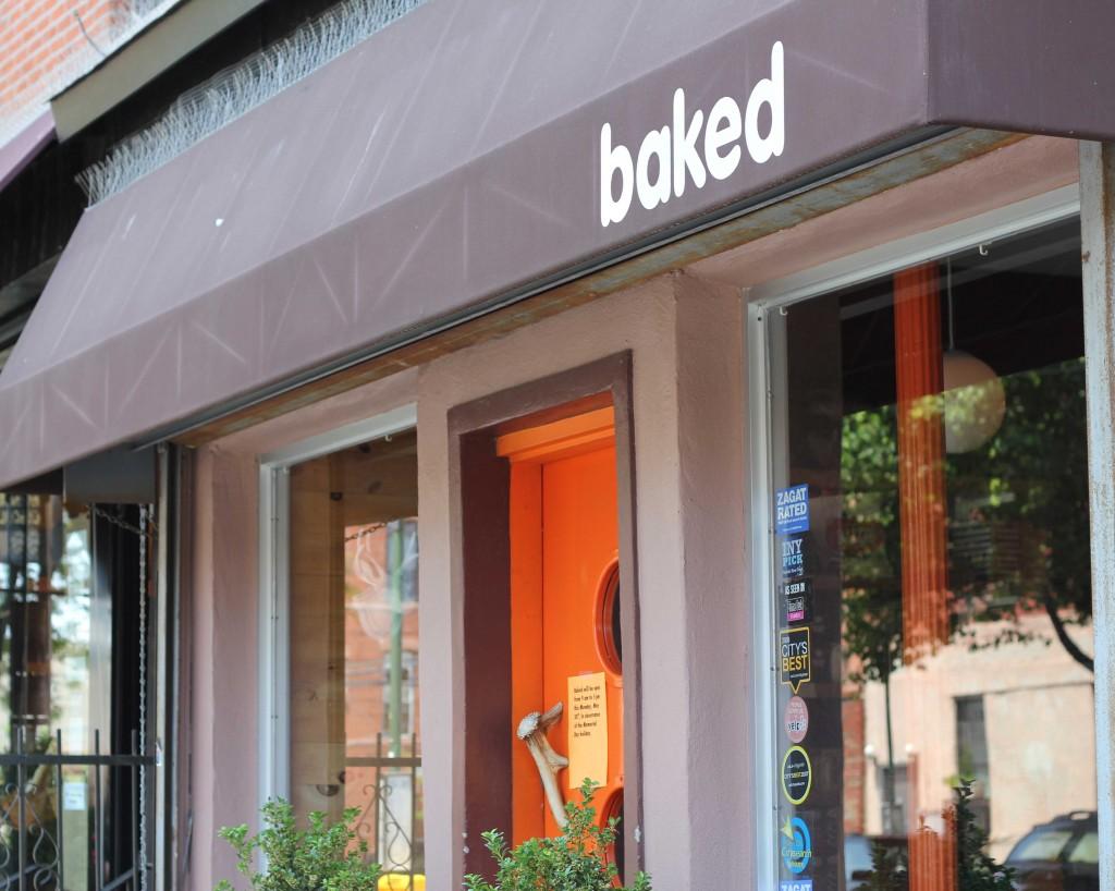 brooklyn bound: baked
