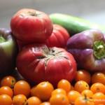 to market: panzanella
