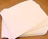 pre-cut parchment paper sheets