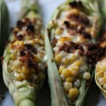 summer's over, part three: corn tangy in their jackets
