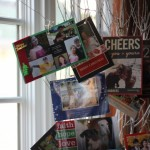 "favor- ""ette"" friday (holiday edition, part four): displaying holiday cards"