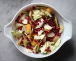 brunch, part two: winter fruit salad