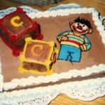 sunny days (and cake blove)