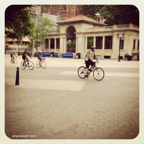 union square park, nyc