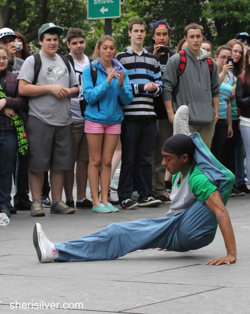 break dancer, nyc