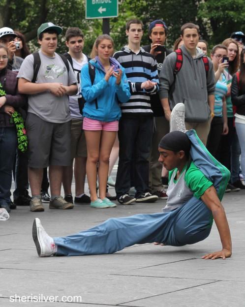 break dancer, nyc