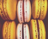 french macarons (and an egg cream) on the lower east side
