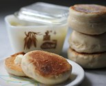 d.i.y.: english muffins and butter