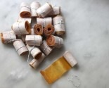 to market: fruit leather