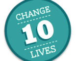 change 10 lives. in 10 days.