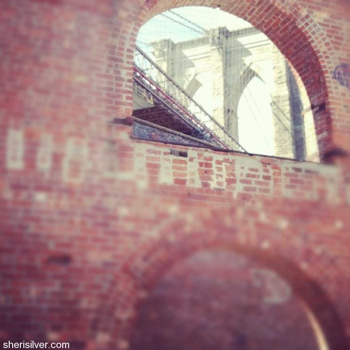 DUMBO arts festival, Children's Museum of the Arts, Tobacco Warehouse