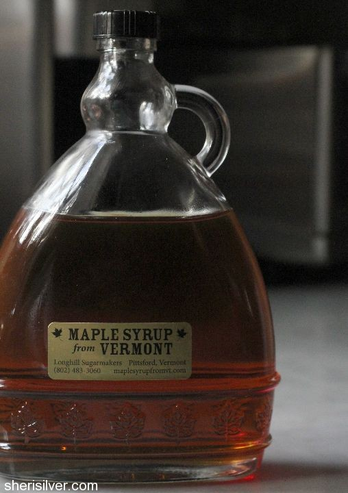 maple syrup from vermont
