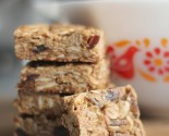 dairy free: breakfast bars