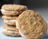 dairy free: sandwich cookies