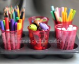 magnetic craft caddy