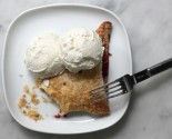 shortcuts: raspberry turnovers