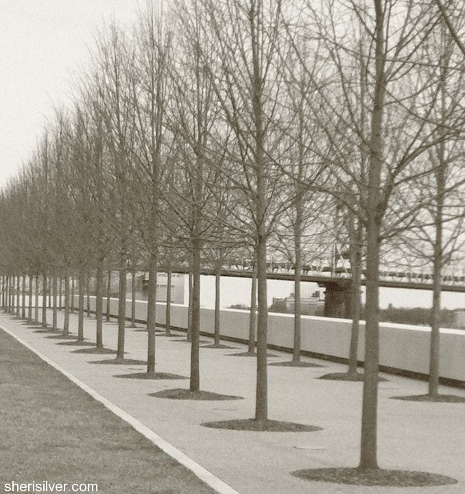 four freedoms park, roosevelt island