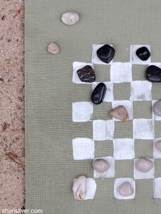 diy beach board game