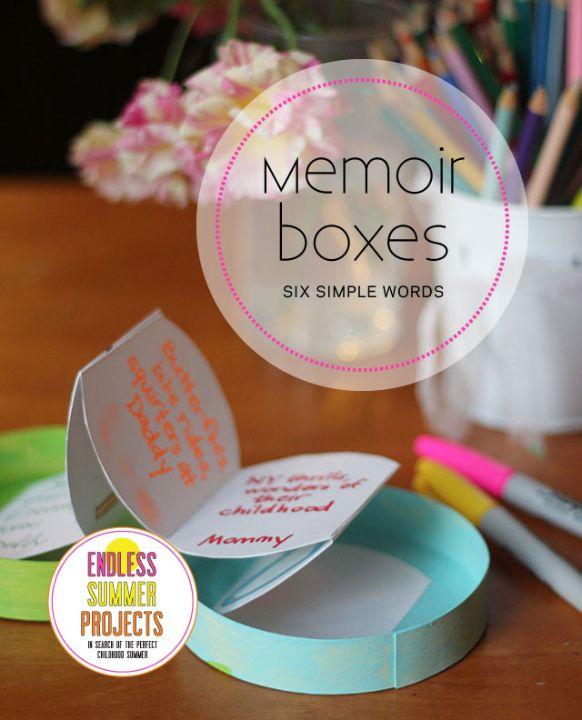 pars caeli endless summer memoir box