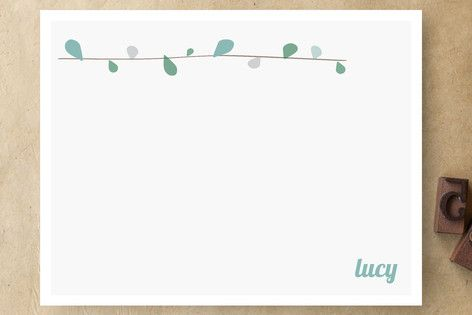 minted note cards