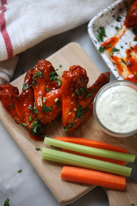 Simply Perfect Perfectly Simple Game Day Wings Sheri Silver