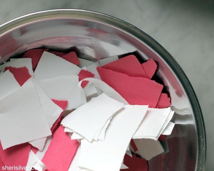 seed paper valentines