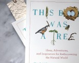 """this book was a tree"": review & giveaway!"