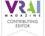 announcing VRAI Magazine!