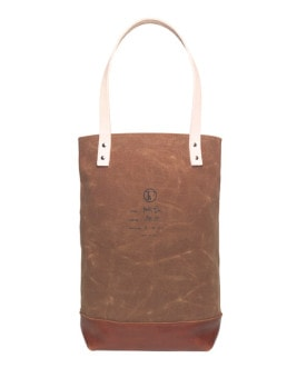fleabags woodland bell tote