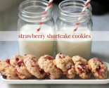 cookie jar: strawberry shortcake cookies