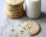 lemon poppy seed crisps