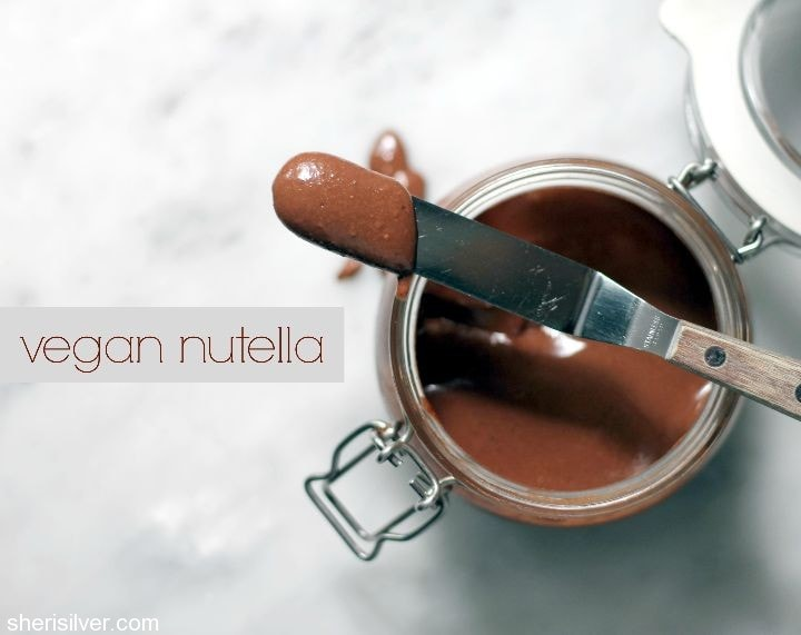 vegan nutella