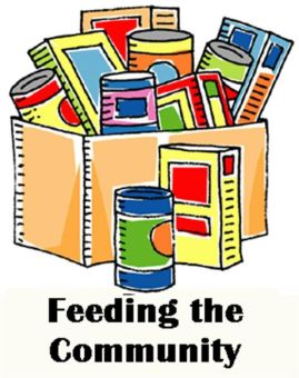 what food banks really need