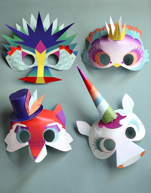 smallful masks