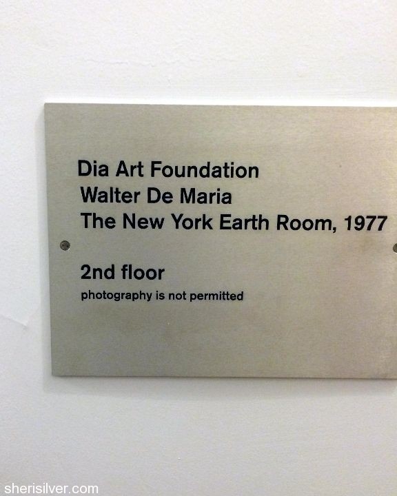 new york earth room