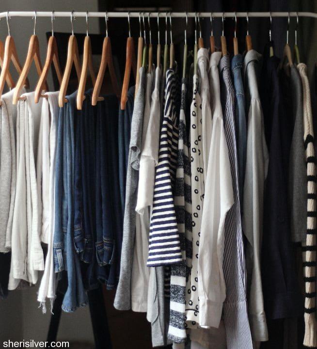 AM15 capsule wardrobe