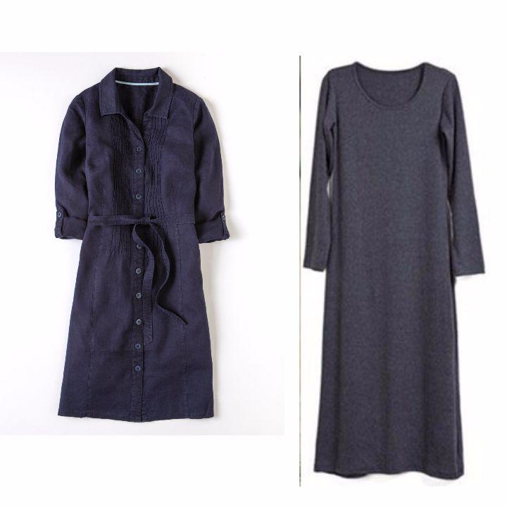 AM15 capsule wardrobe dresses