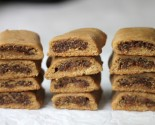 cookie jar: homemade fig newtons