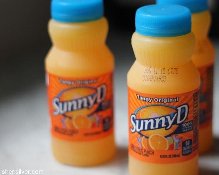 #WhereFunBegins #SunnyD #ad
