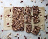 balls, bites & bars: chocolate granola bars