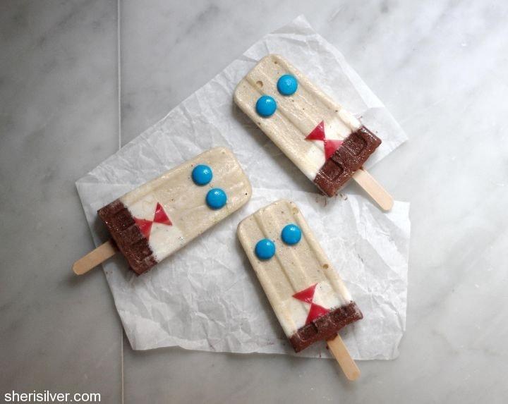 spongebob pops