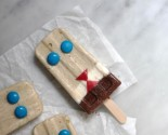 pop! goes my summer: sponge bob pops, one-ingredient ice cream and raising a creative kid