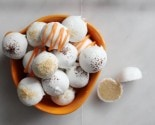 "halloween ""in the house"": pumpkin spice latte truffles"