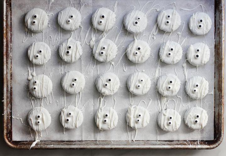 oreo mummies