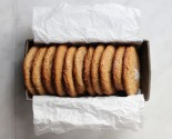 cookie jar: flourless almond butter cookies