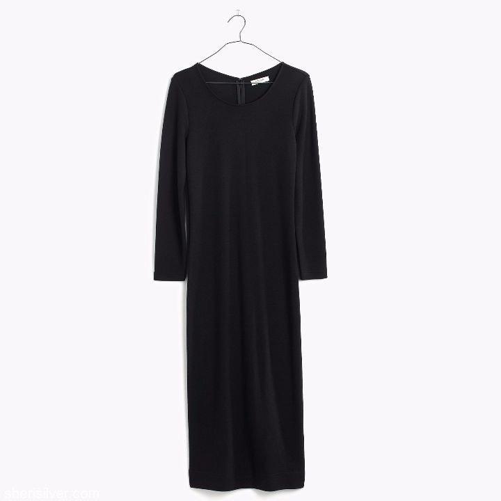 o/n15 capsule wardrobe dress
