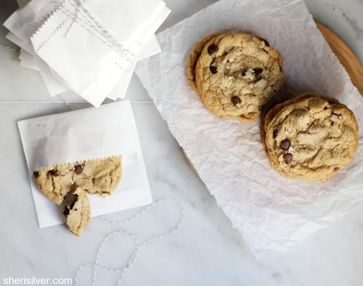ovenly vegan chocolate chip cookies