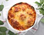 4 ingredient ravioli bake