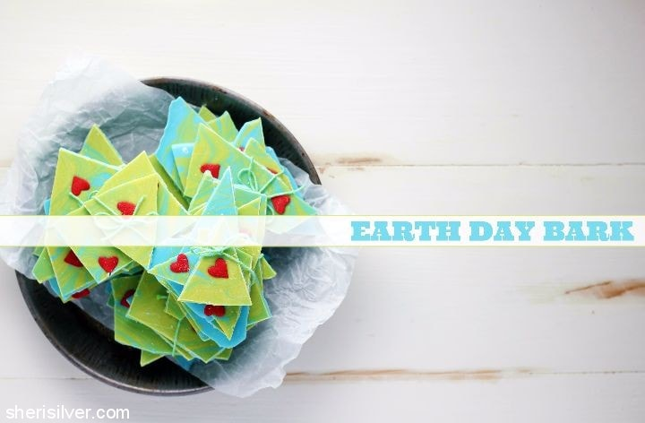 earth day bark